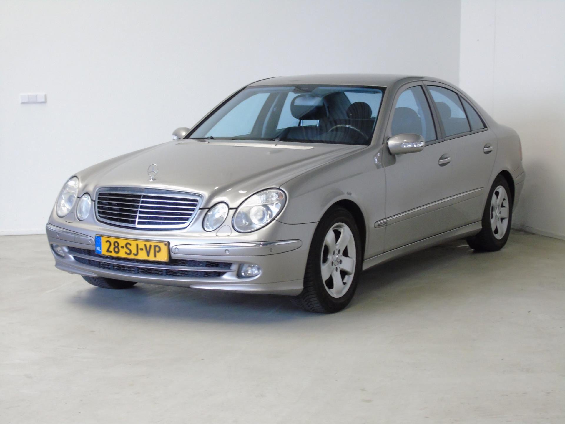 Mercedes-Benz E-klasse occasion - van Dijk auto's