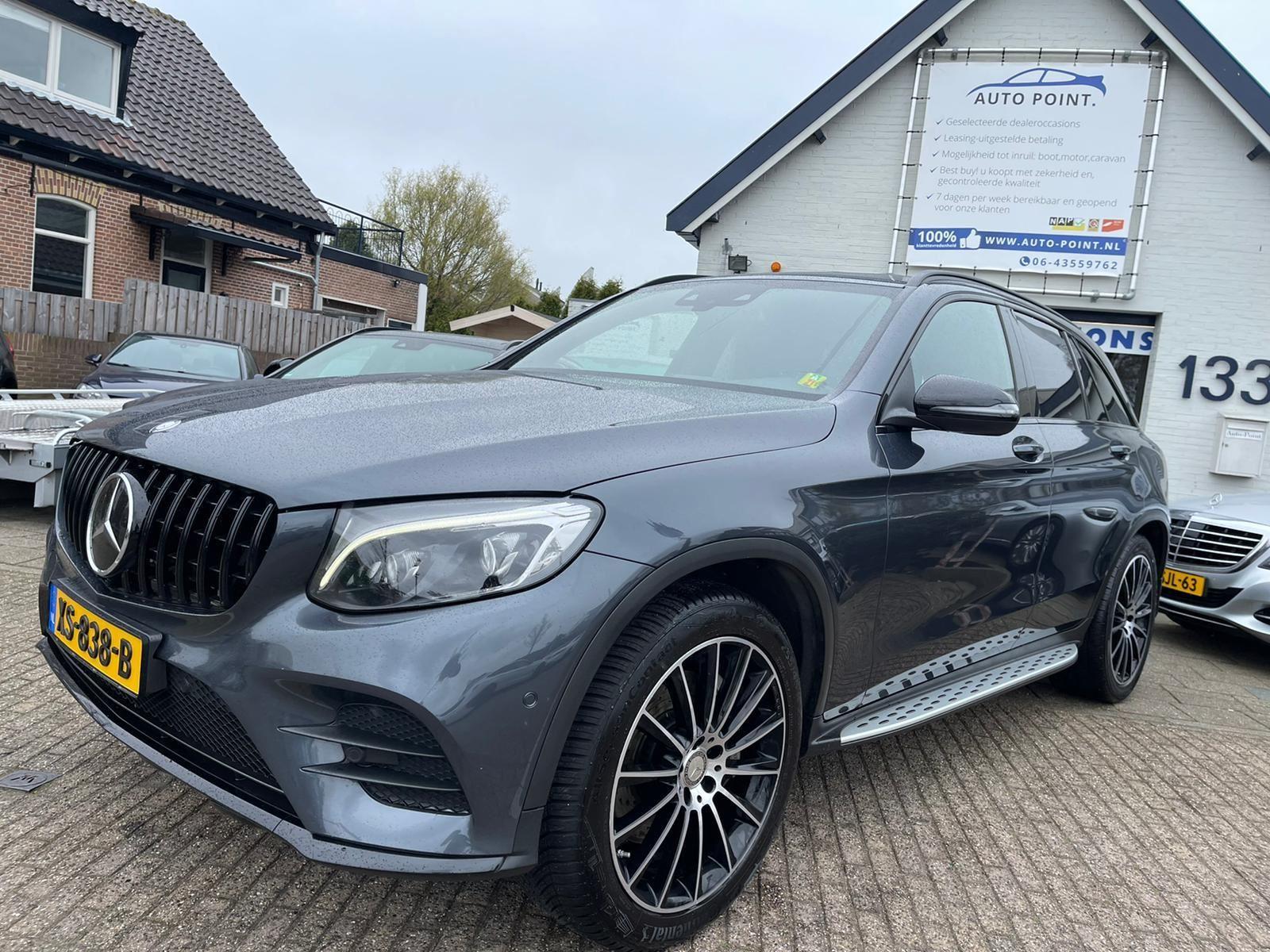 Mercedes-Benz GLC-klasse occasion - Auto Point