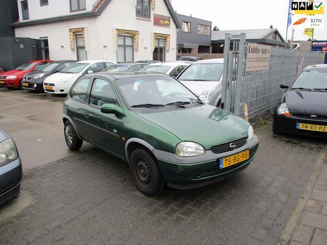 Opel Corsa 1.4i Strada automaat st bekr cv nap nw apk