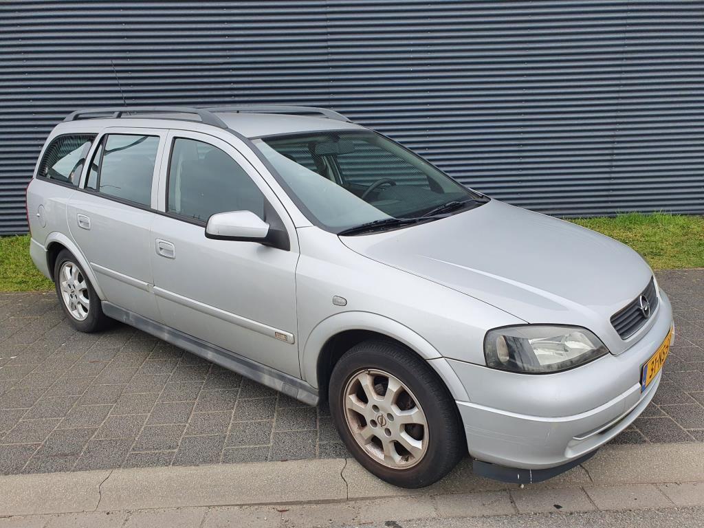 Opel Astra Wagon occasion - Autobedrijf Harnaschpoort