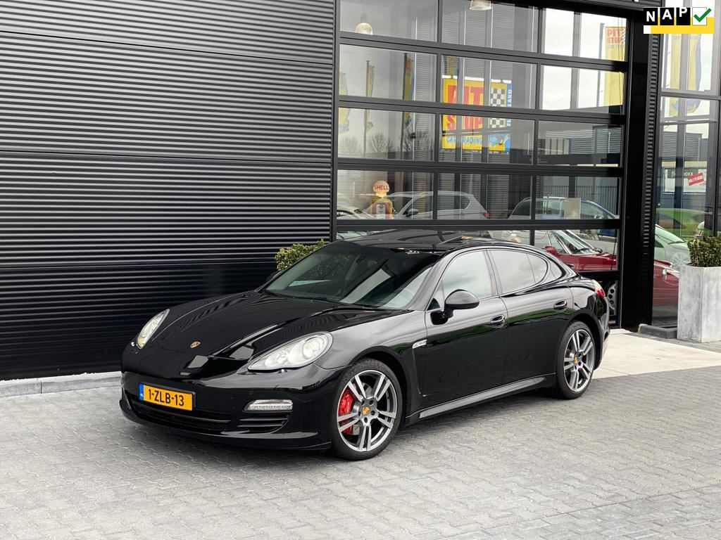 Porsche Panamera occasion - Pitstop Car Trading