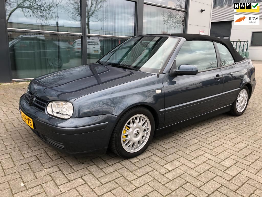 Volkswagen Golf Cabriolet occasion - Pascal Traa