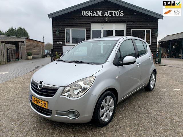 Opel Agila 1.0 Edition LPG G3 Airco