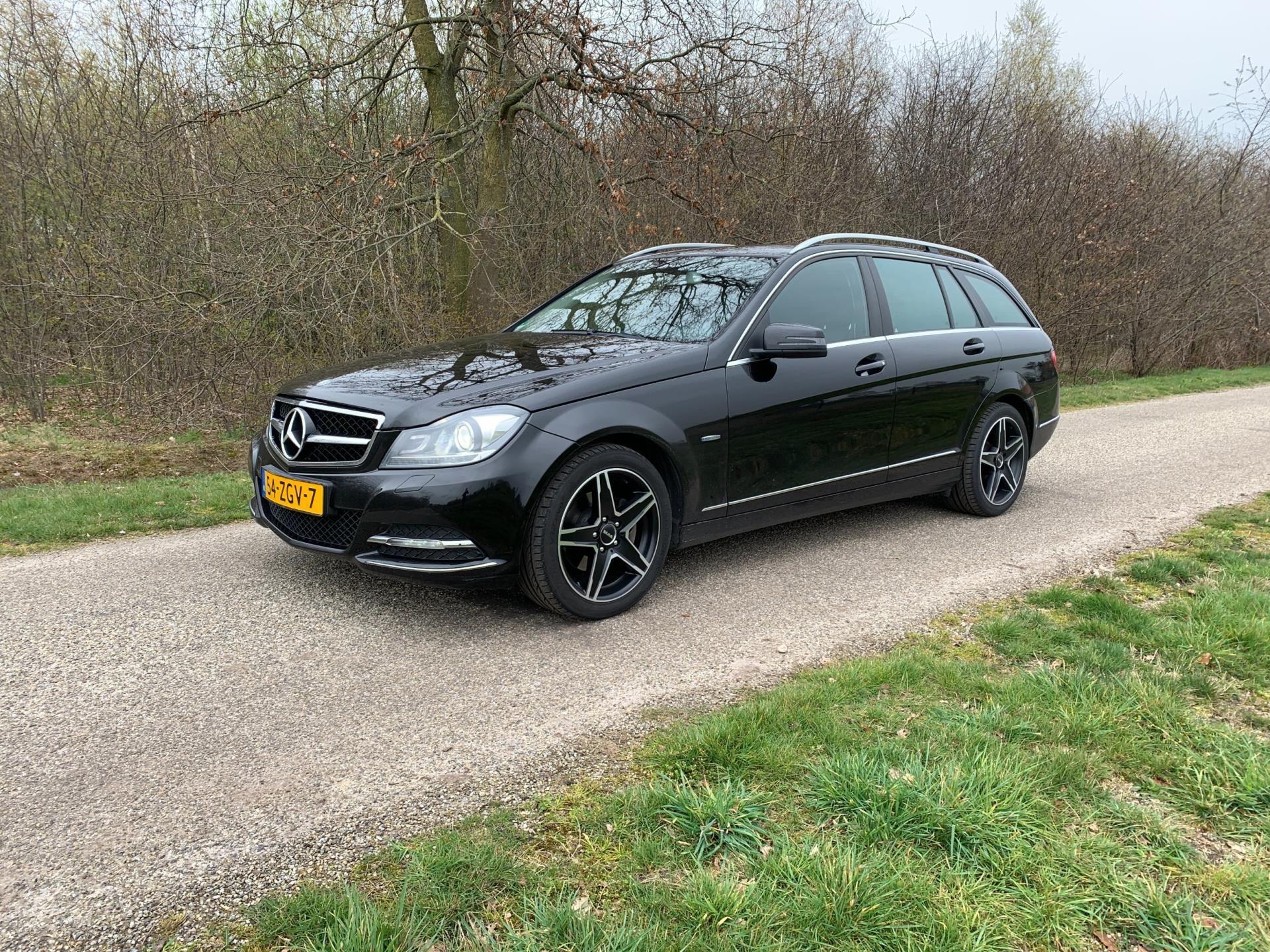 Mercedes-Benz C-klasse Estate occasion - D&T Auto en Motoren