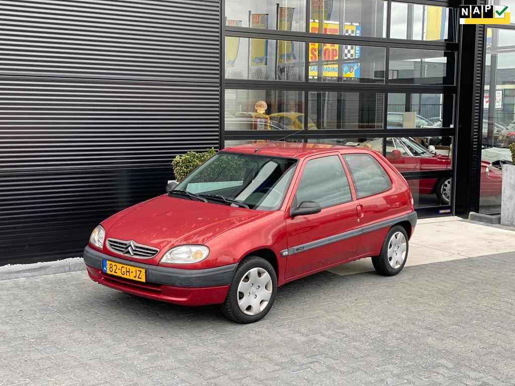 Citroen Saxo occasion - Pitstop Car Trading