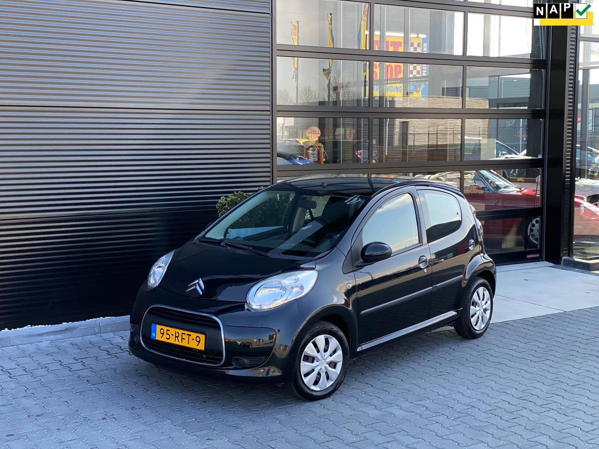 Citroen C1 occasion - Pitstop Car Trading
