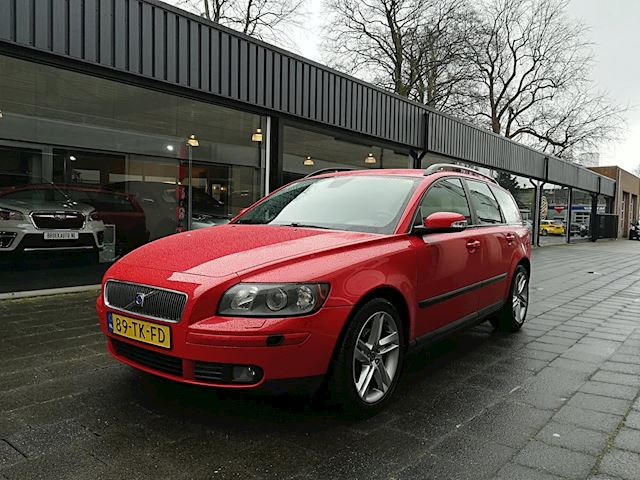 Volvo V50 1.8F Edition l Goed oh/Cruise/Clima/Stoelverwarming/ Trekhaak/High performance sound/17