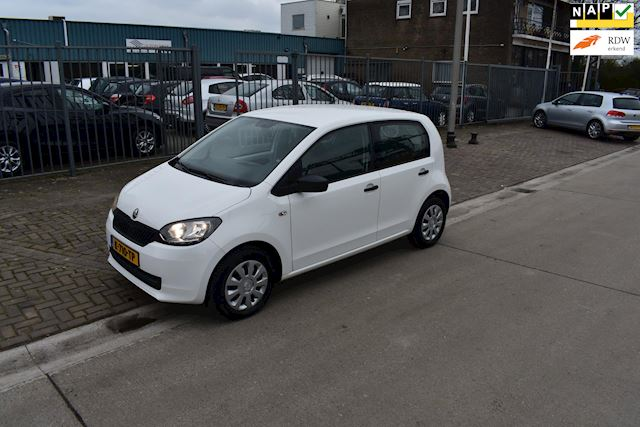 Skoda Citigo 1.0 Greentech Active