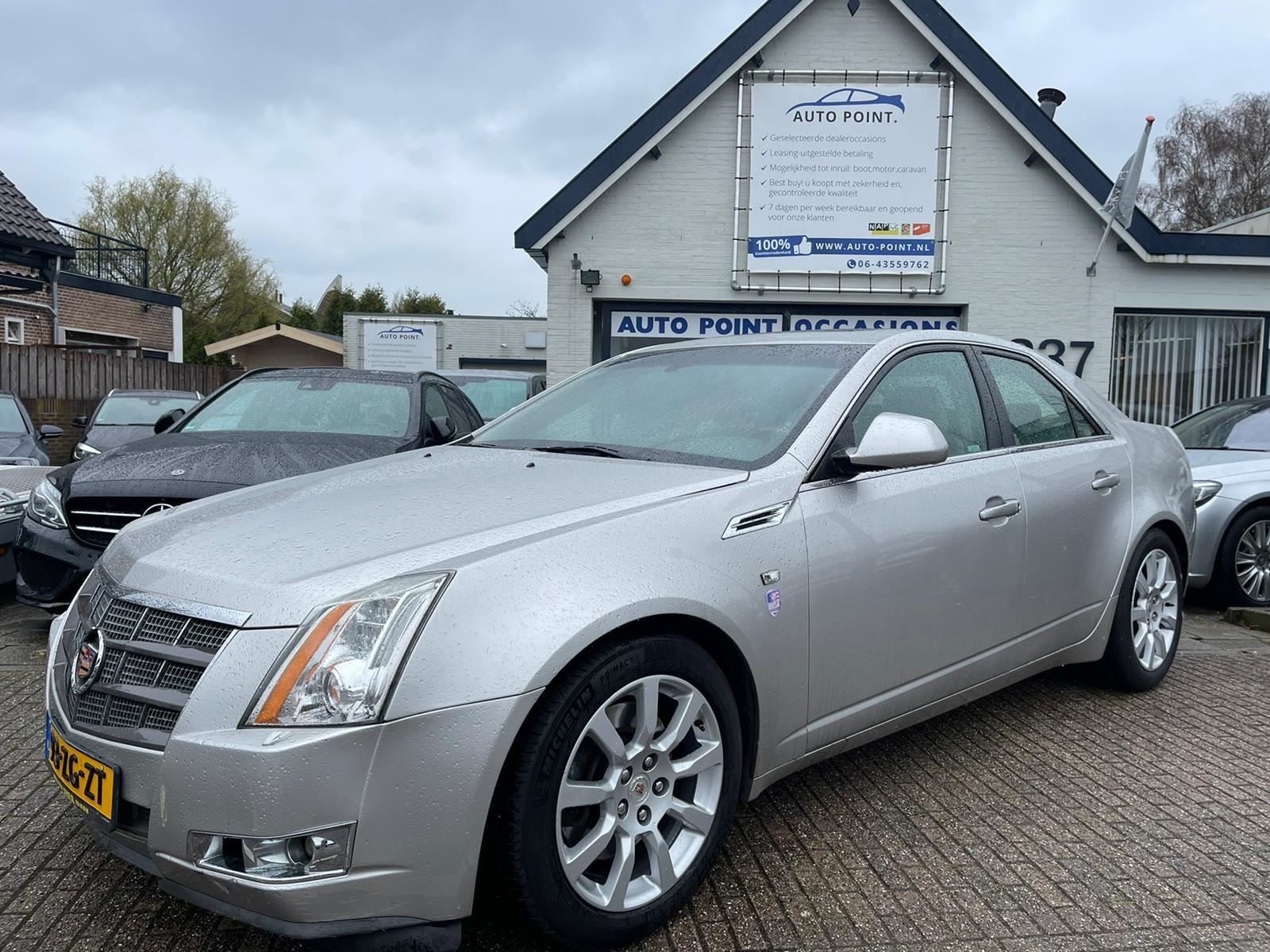 Cadillac CTS occasion - Auto Point