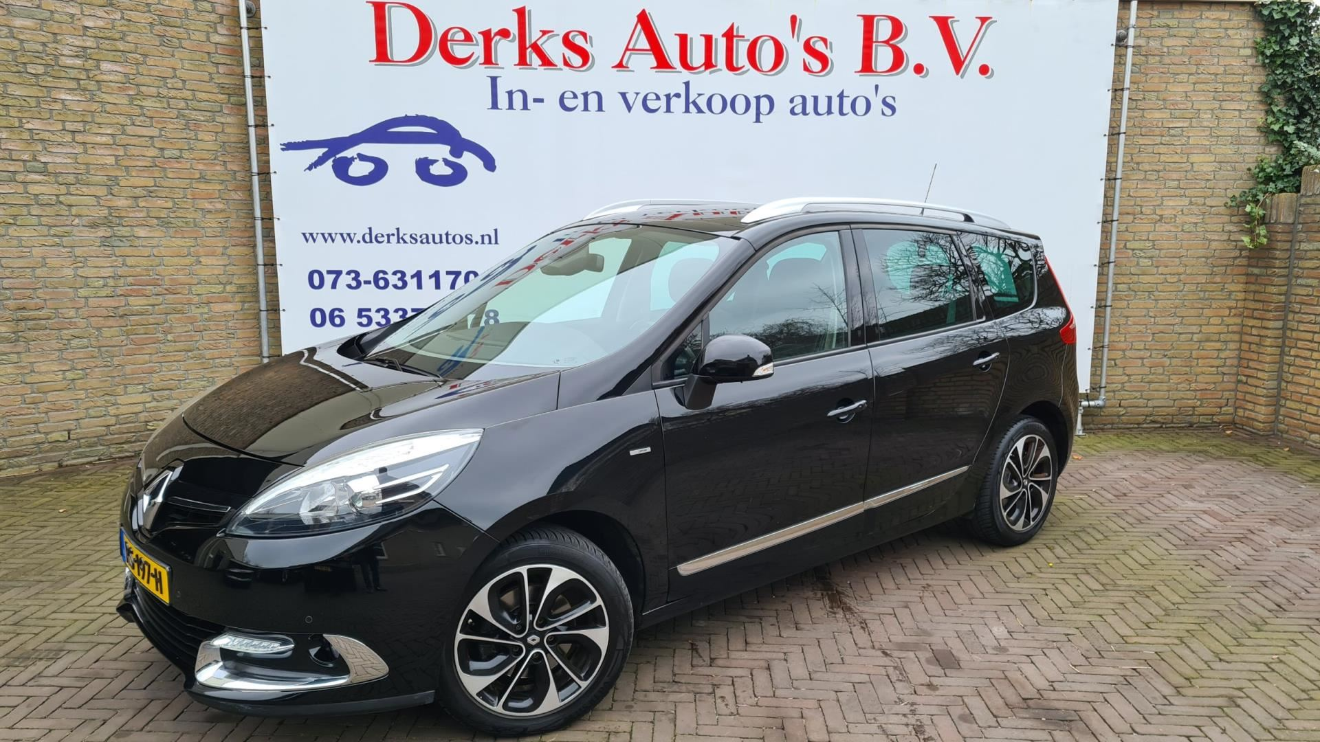 Renault Grand Scénic occasion - Derks Auto's B.V.