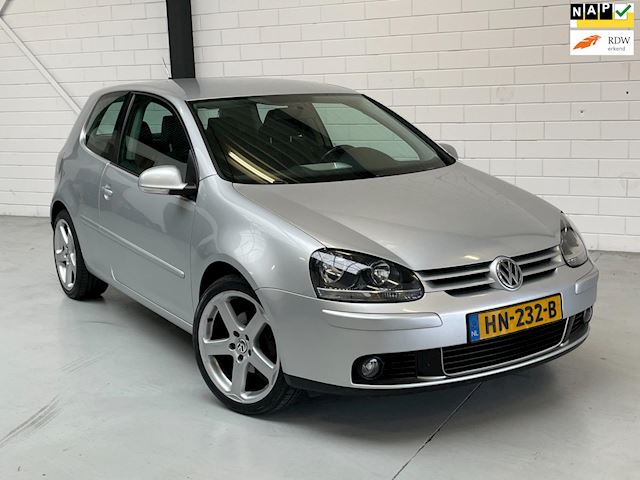 Volkswagen Golf 1.4 Optive 3 /AIRCO/USB/AUX/18INCH/