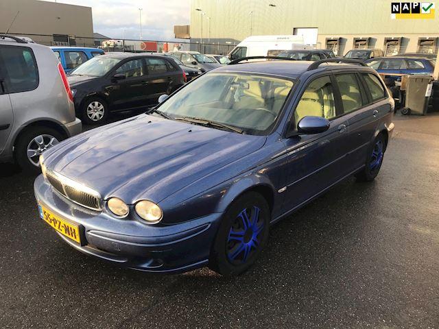 Jaguar X-type Estate 2.0 D(NIEUWE MOTOR) Info:0655357043