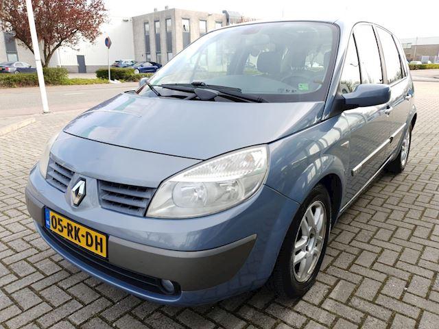 Renault Scénic 2.0-16V T Tech Line zeer netjes!