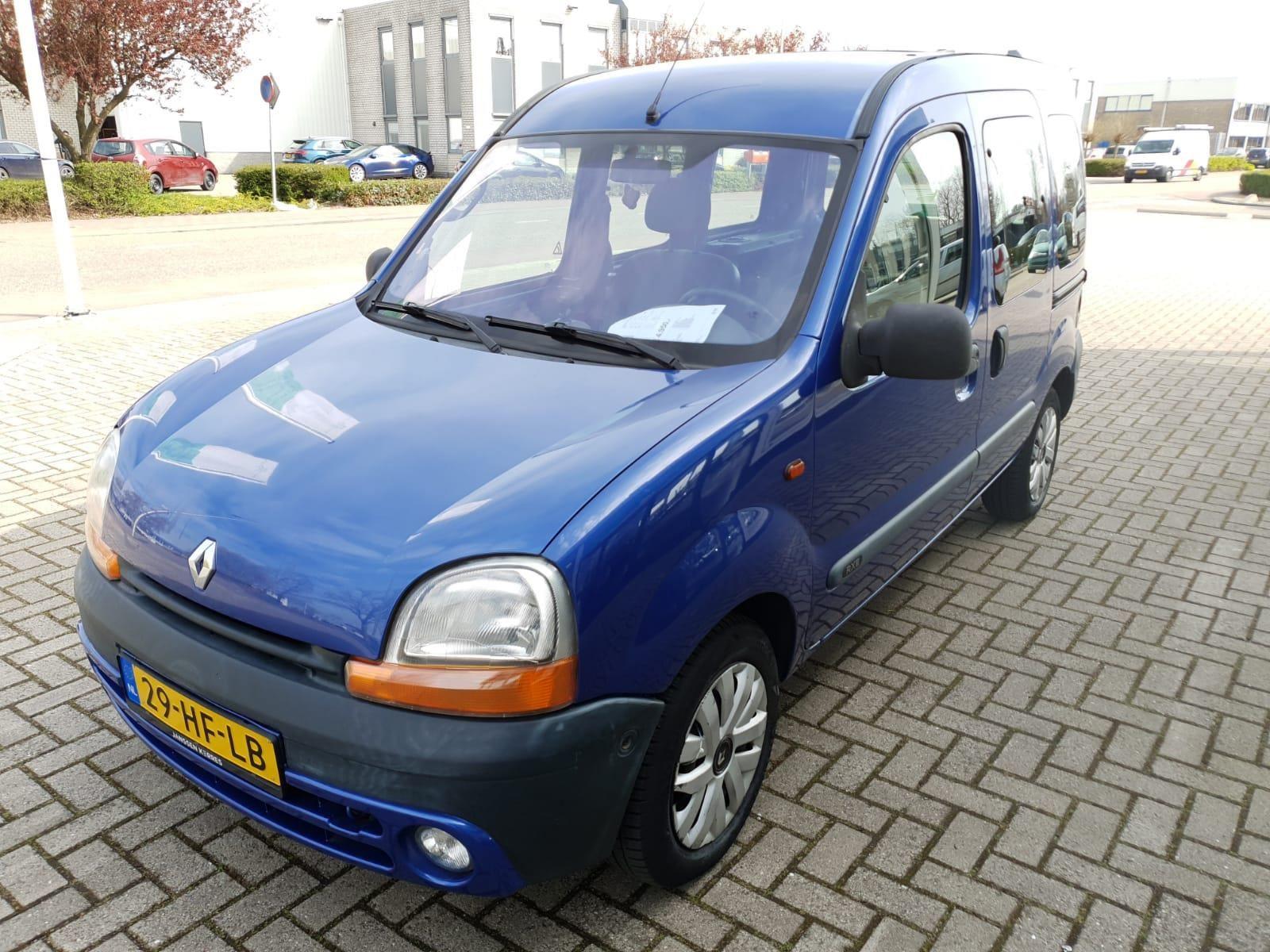 Renault Kangoo occasion - RP Automotive