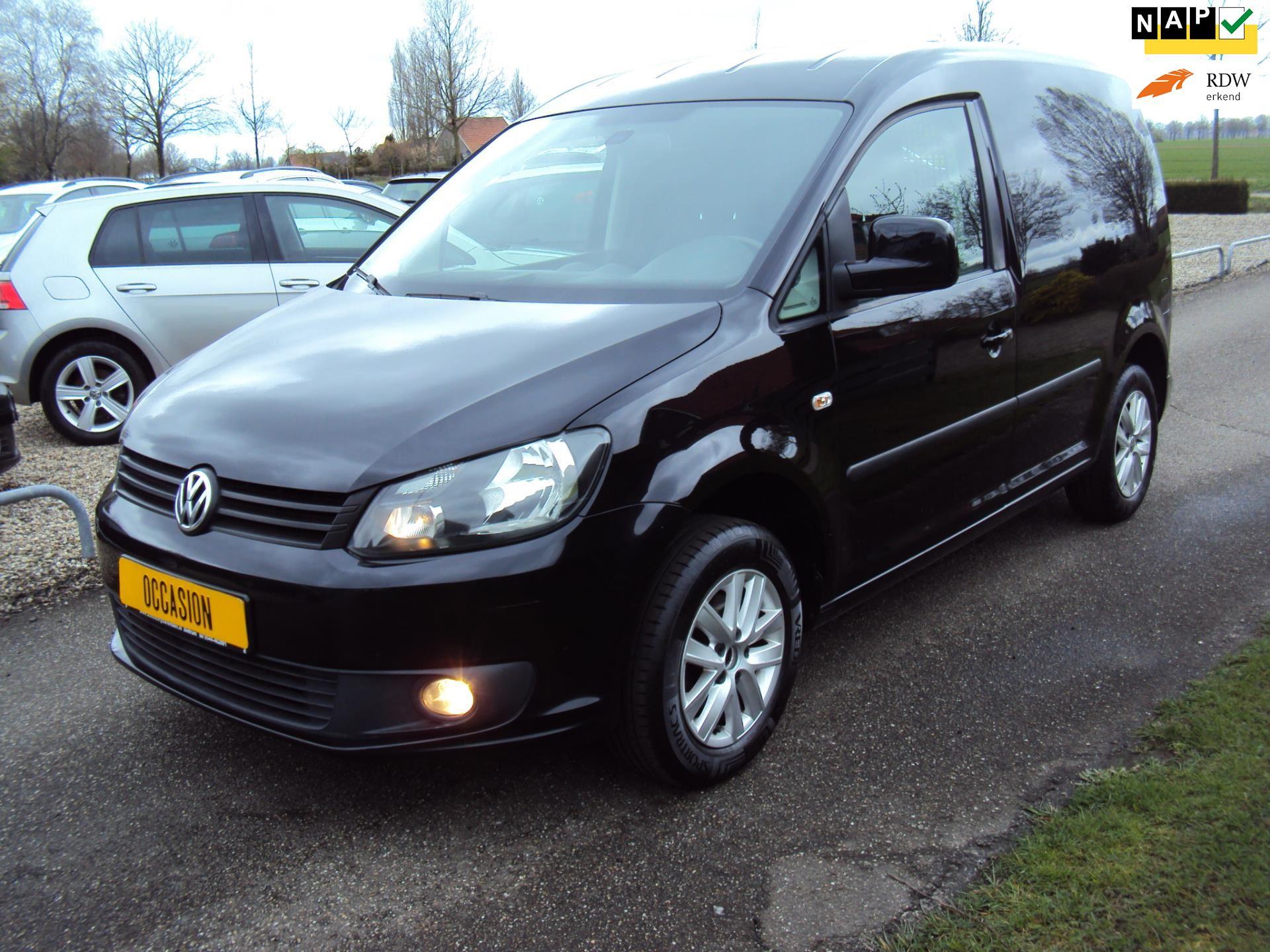 Volkswagen Caddy occasion - Autobedrijf Berentsen