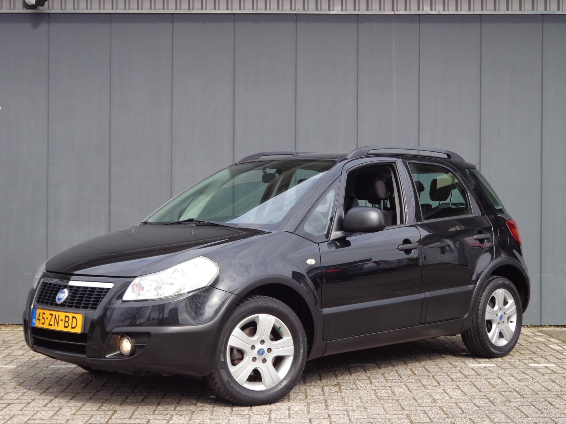 Fiat Sedici occasion - Autobedrijf Weels