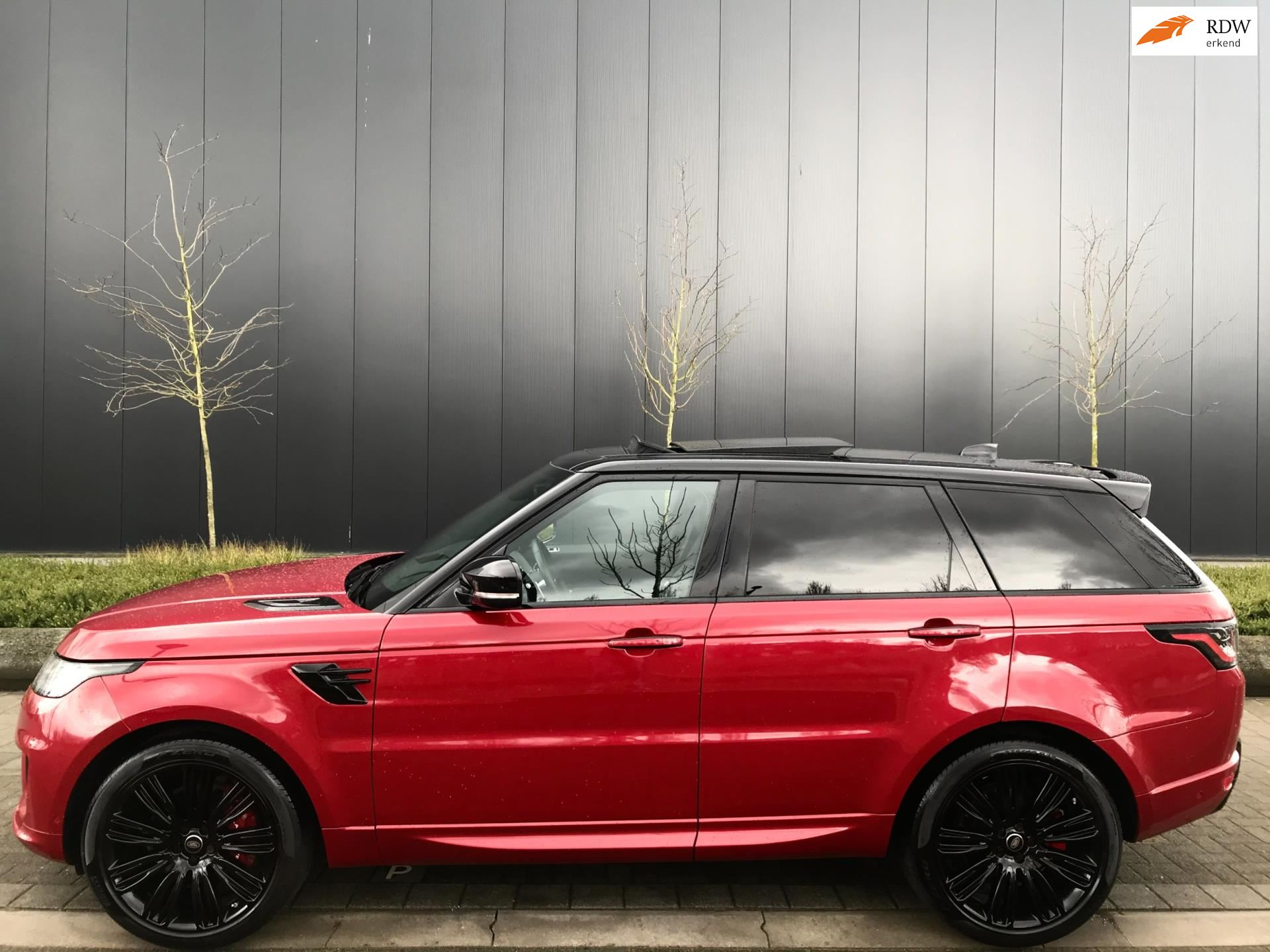 Land Rover Range Rover Sport occasion - EHD Automotive