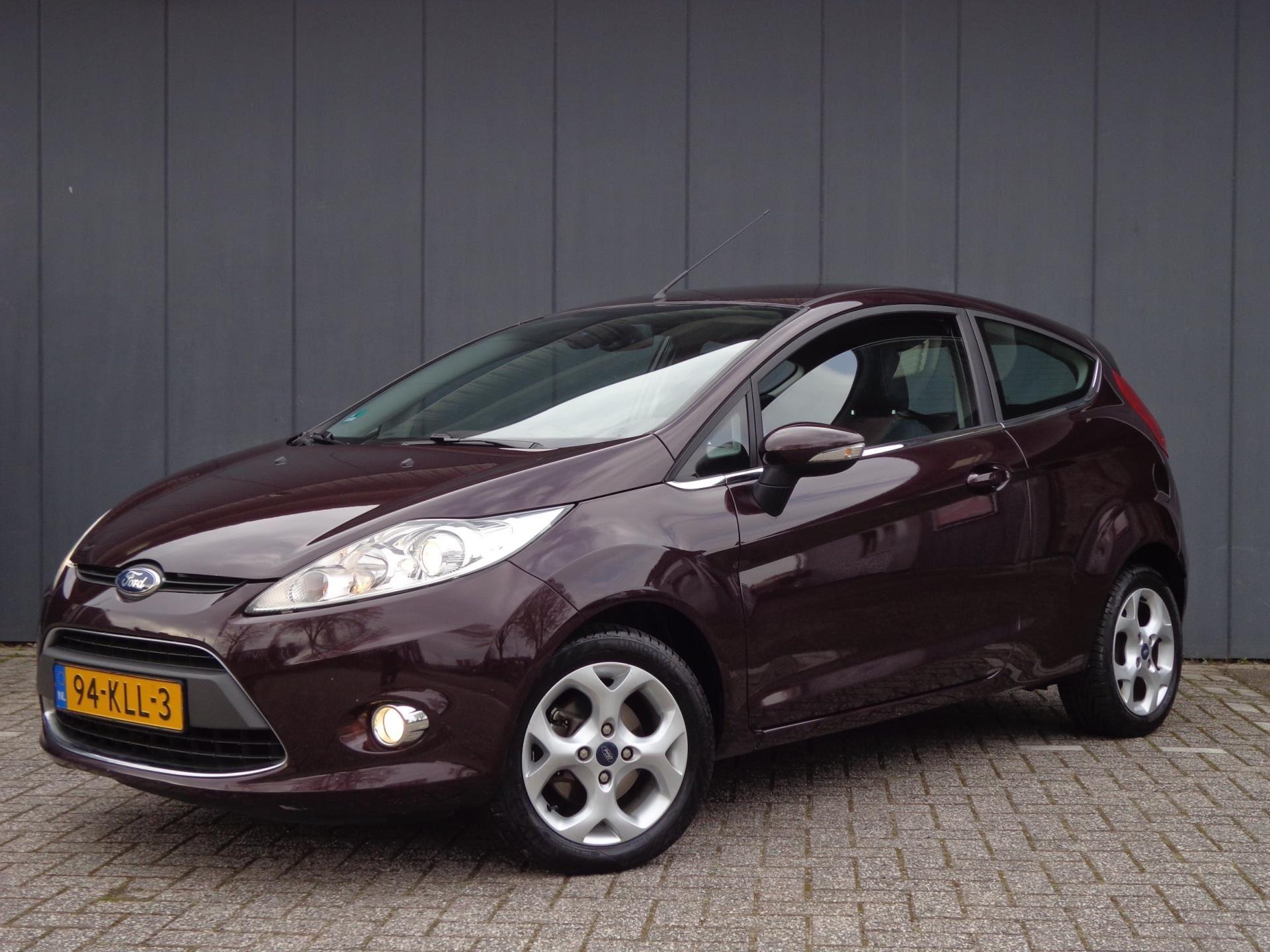 Ford Fiesta occasion - Autobedrijf Weels