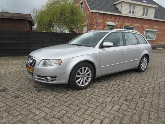 Audi A4 Avant occasion - Wisselink Auto's