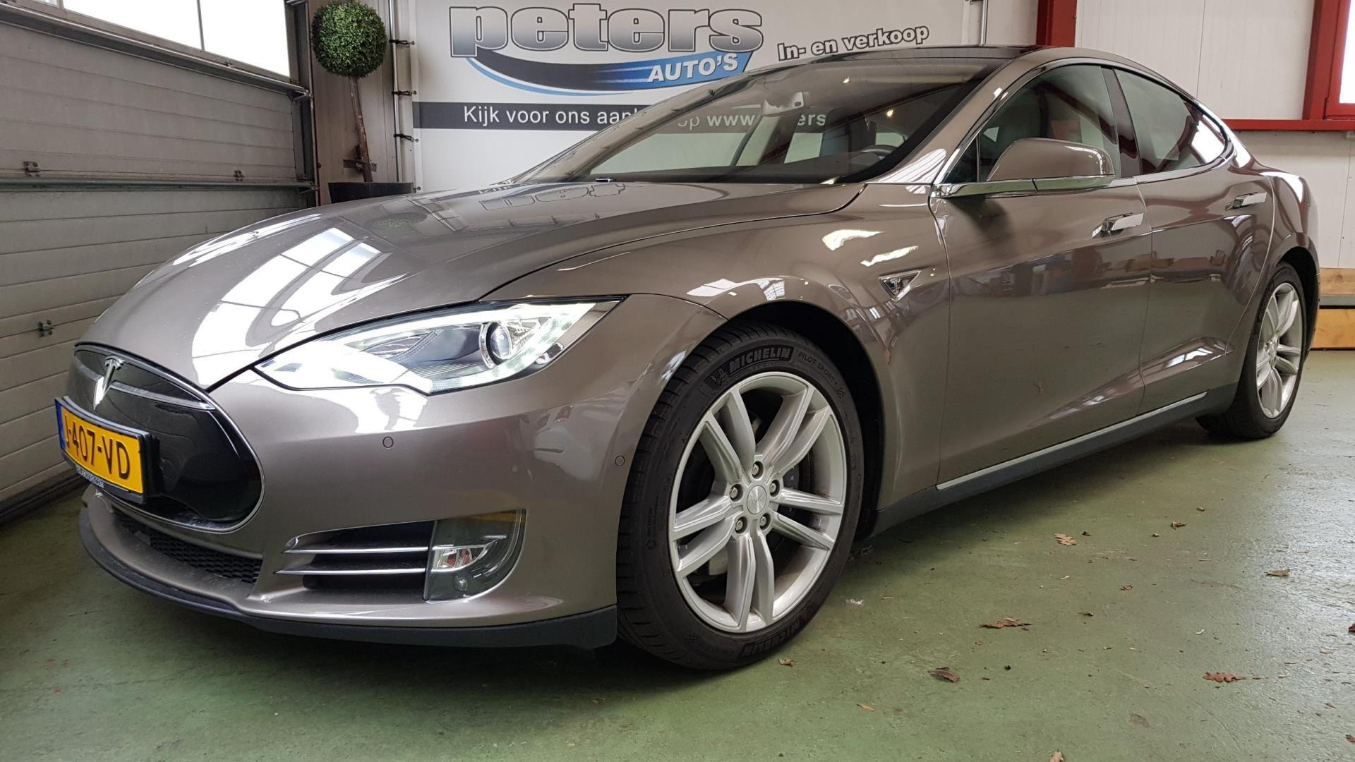 Tesla Model S occasion - Peters Auto's