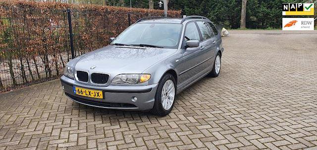 BMW 3-serie Touring 318d Executive, aut, Koopje