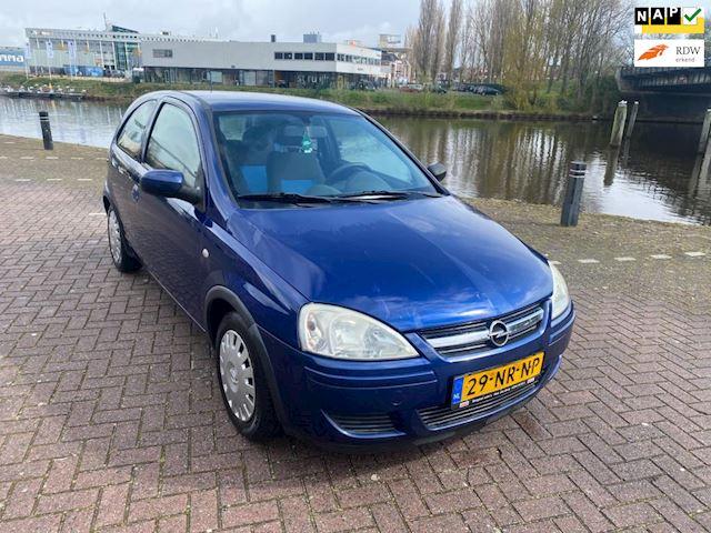 Opel Corsa 1.2-16V Enjoy stuurbekrachting  goed onderhouden apk nov 2021 bj 2004 loopt perfect veel aan vervangen factuur aanwezig