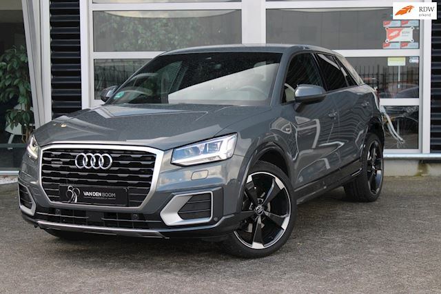 Audi Q2 occasion - Van den Boom Autobedrijf