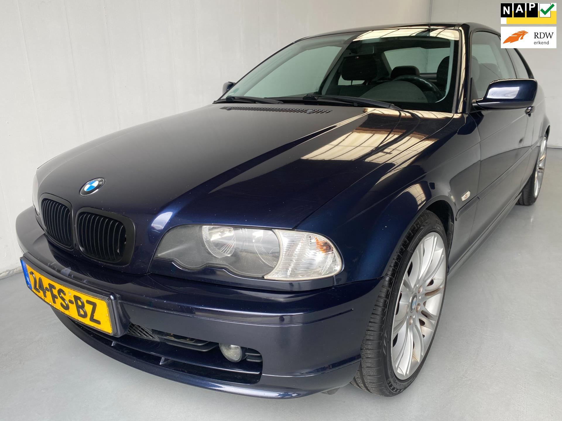 BMW 3-serie Coupé occasion - Autobedrijf Leeuwis B.V.
