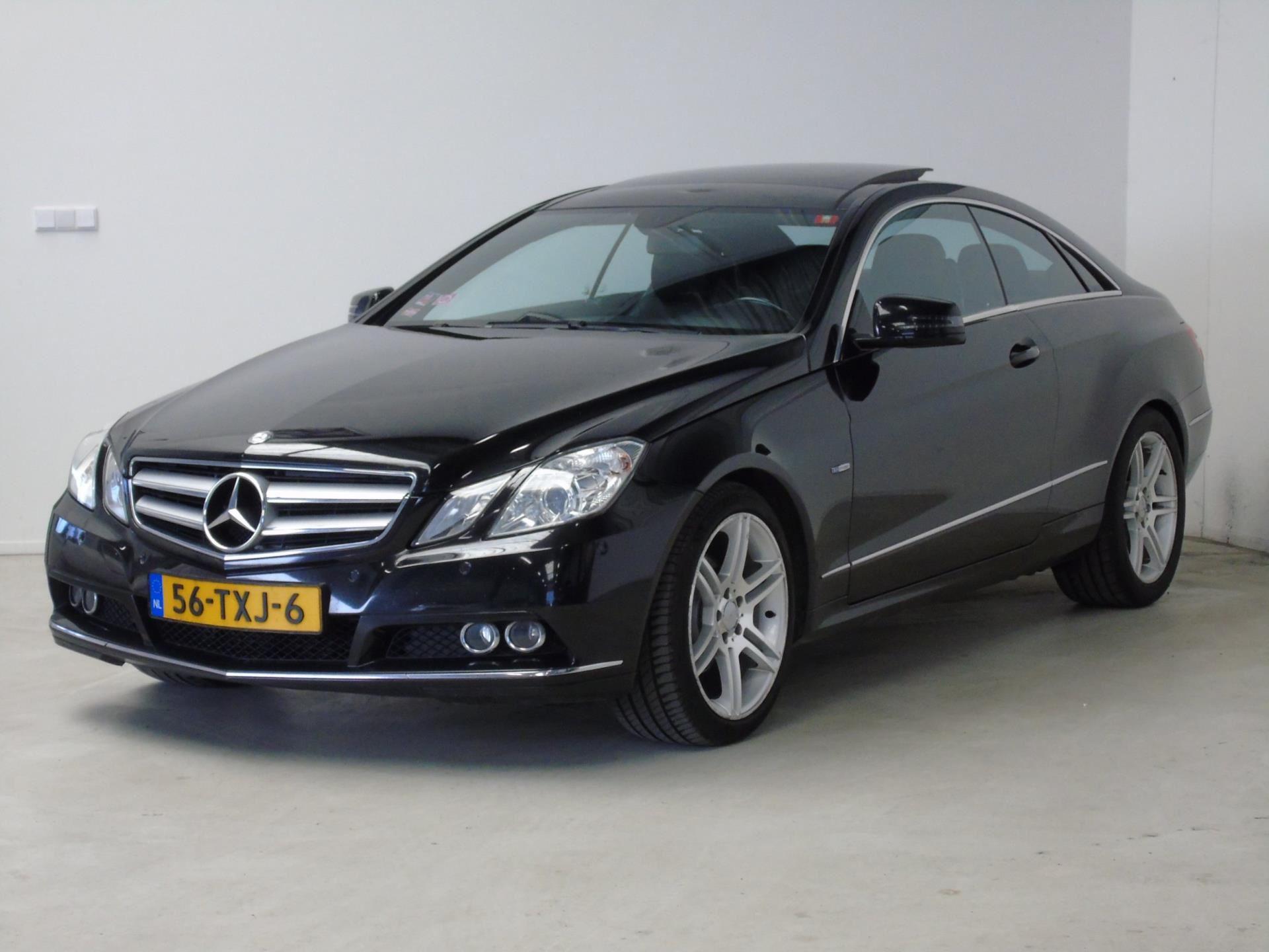 Mercedes-Benz E-klasse Coupé occasion - van Dijk auto's