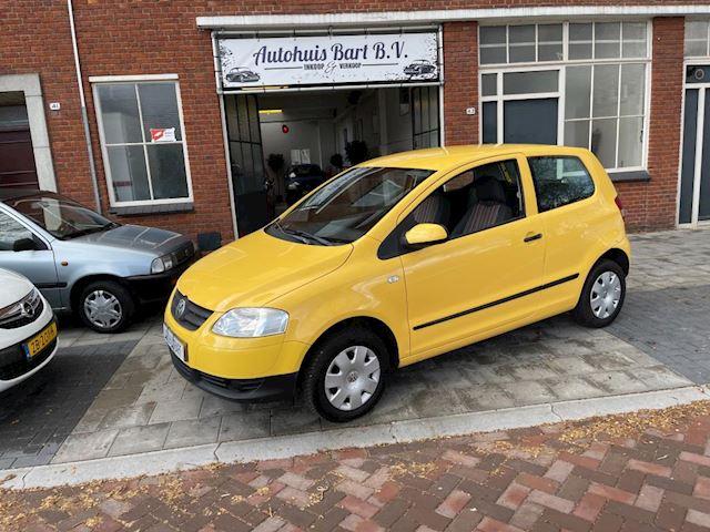 Volkswagen Fox 1.4 Trendline Nieuwe APK! NAP, Onderhoud aanwezig!