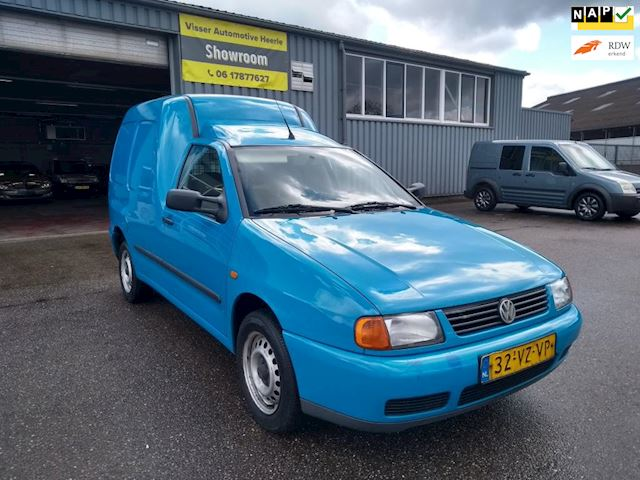 Volkswagen Caddy occasion - Visser Automotive Heerle