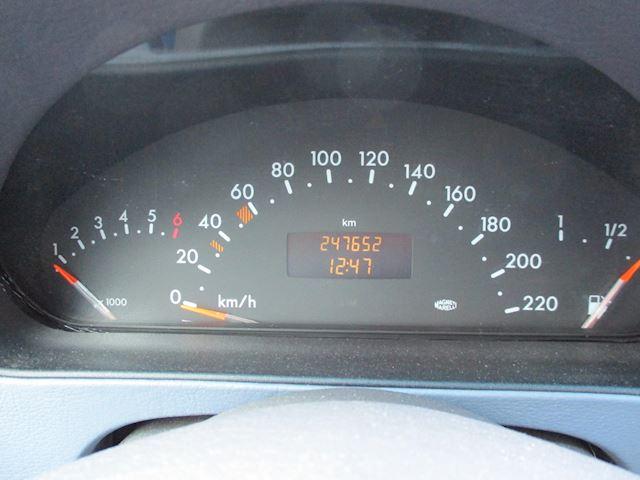 Mercedes-Benz A-klasse 140 Classic st bekr cv elek pak nap nw apk