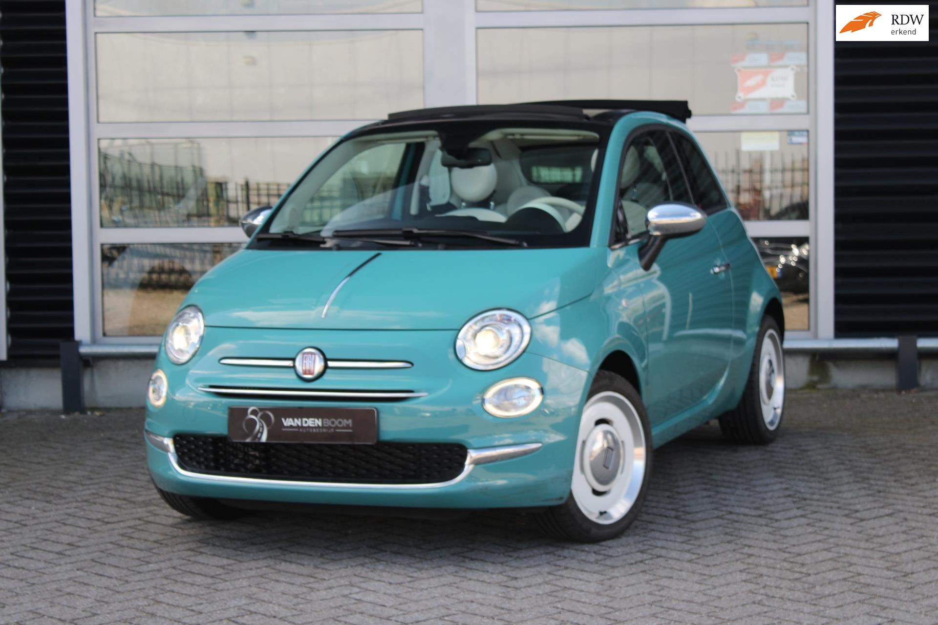 Fiat 500 C occasion - Van den Boom Autobedrijf