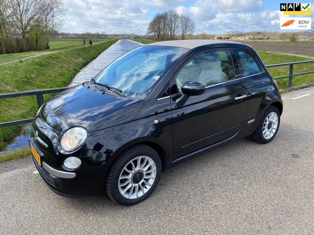 Fiat 500 C occasion - Autobedrijf Hanenberg