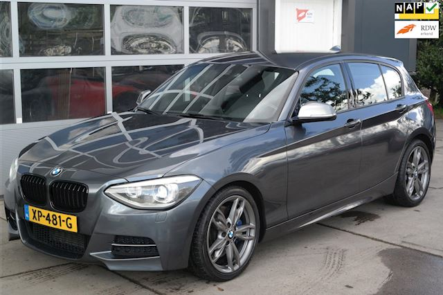 BMW 1-serie occasion - Autobedrijf Boss