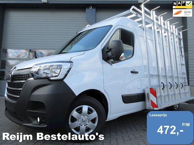 Renault Master T35  135pk L2H2 Glasauto, Glasresteel, Glaswagen, Resteelwagen, NIEUW!!!*