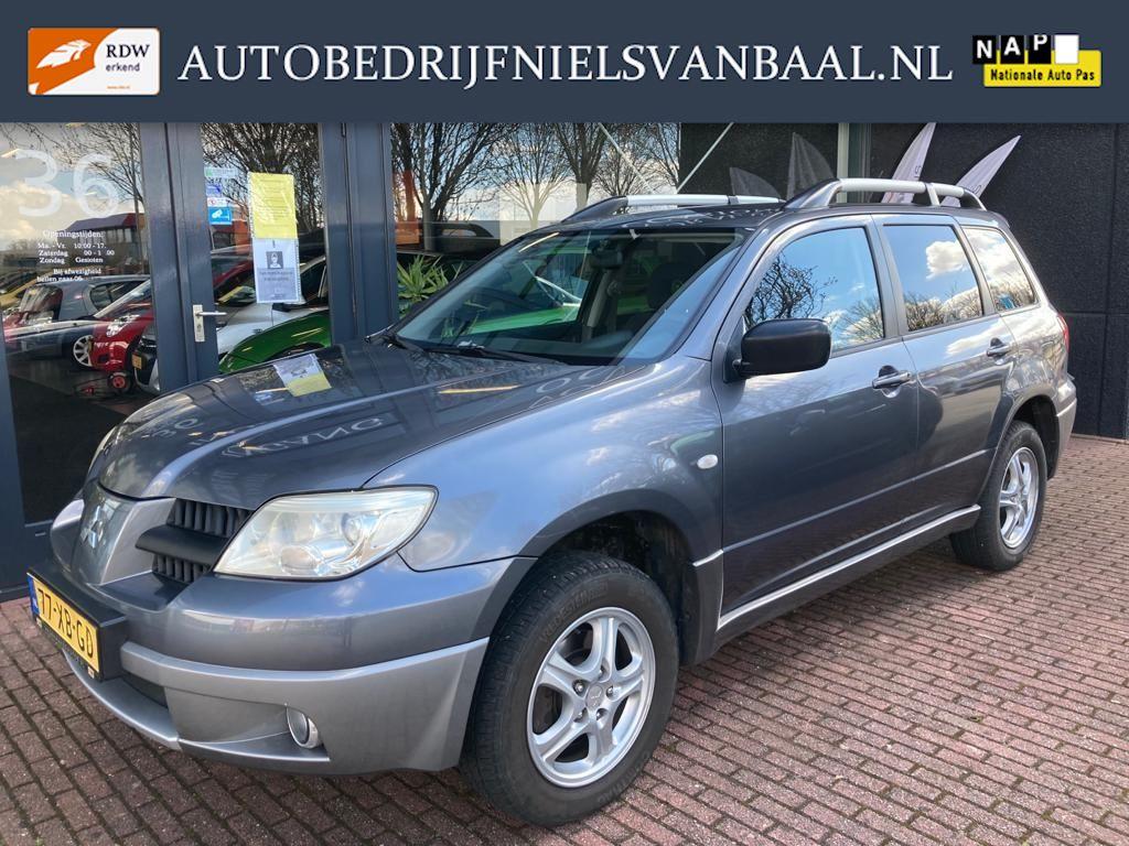 Mitsubishi Outlander Sport occasion - Autobedrijf Niels van Baal