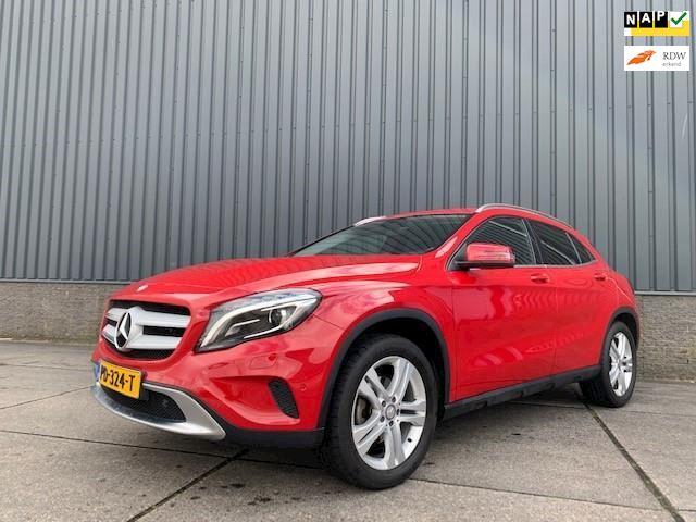 Mercedes-Benz GLA-klasse 200 Prestige Aut, Sportstoelen, Dynamic Select
