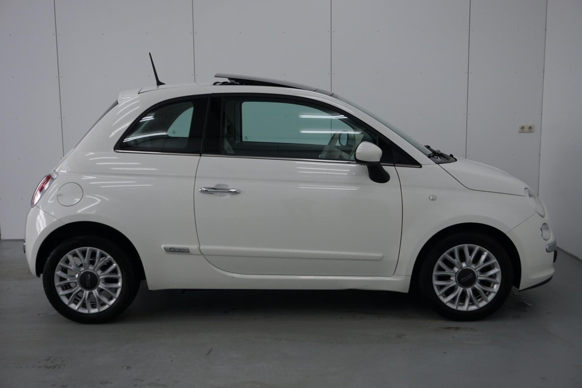 Fiat 500 occasion - Bloemhof & Pleiter Auto's