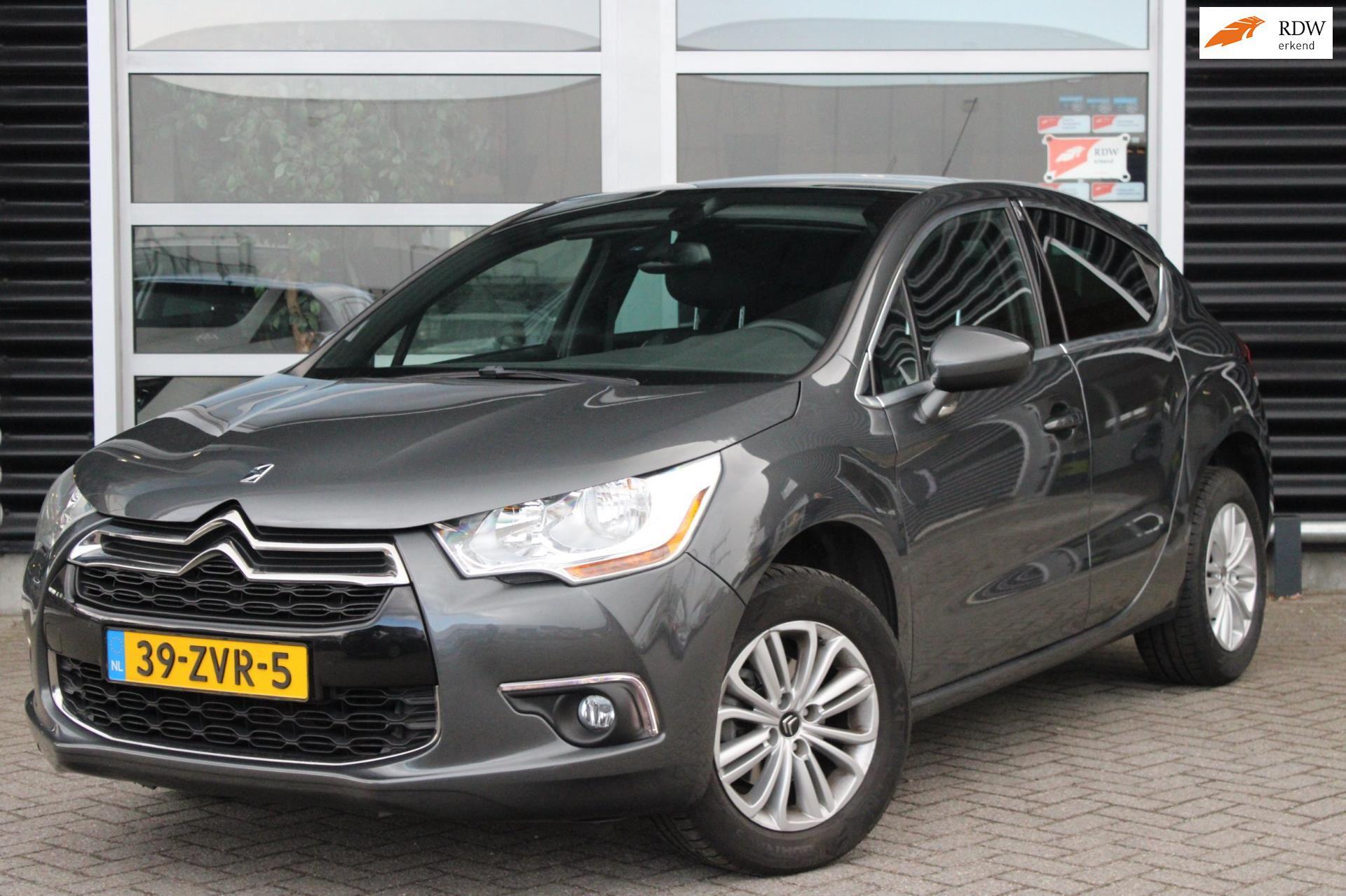 Citroen DS4 occasion - Van den Boom Autobedrijf