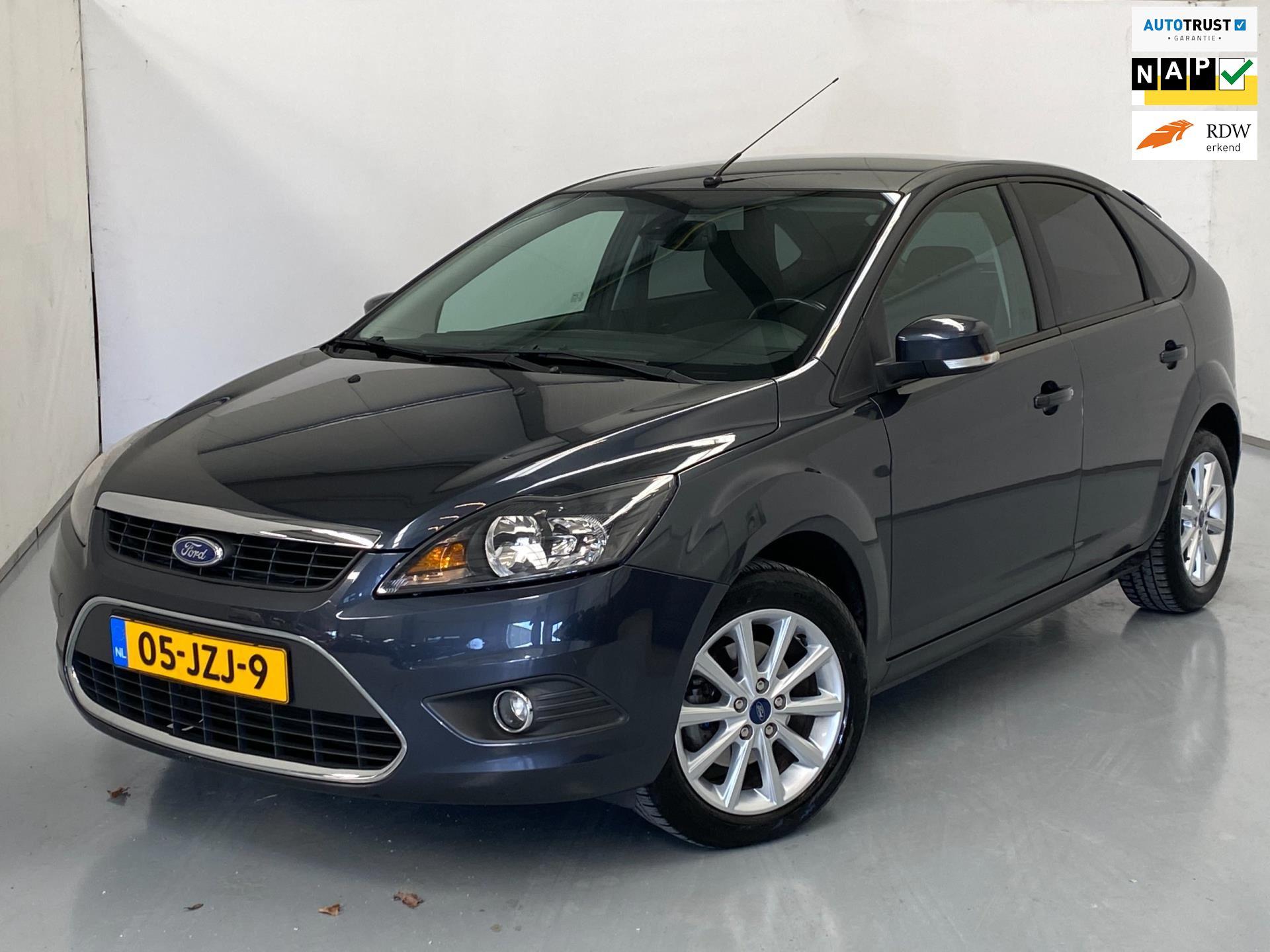 Ford Focus occasion - Van den Brink Auto's