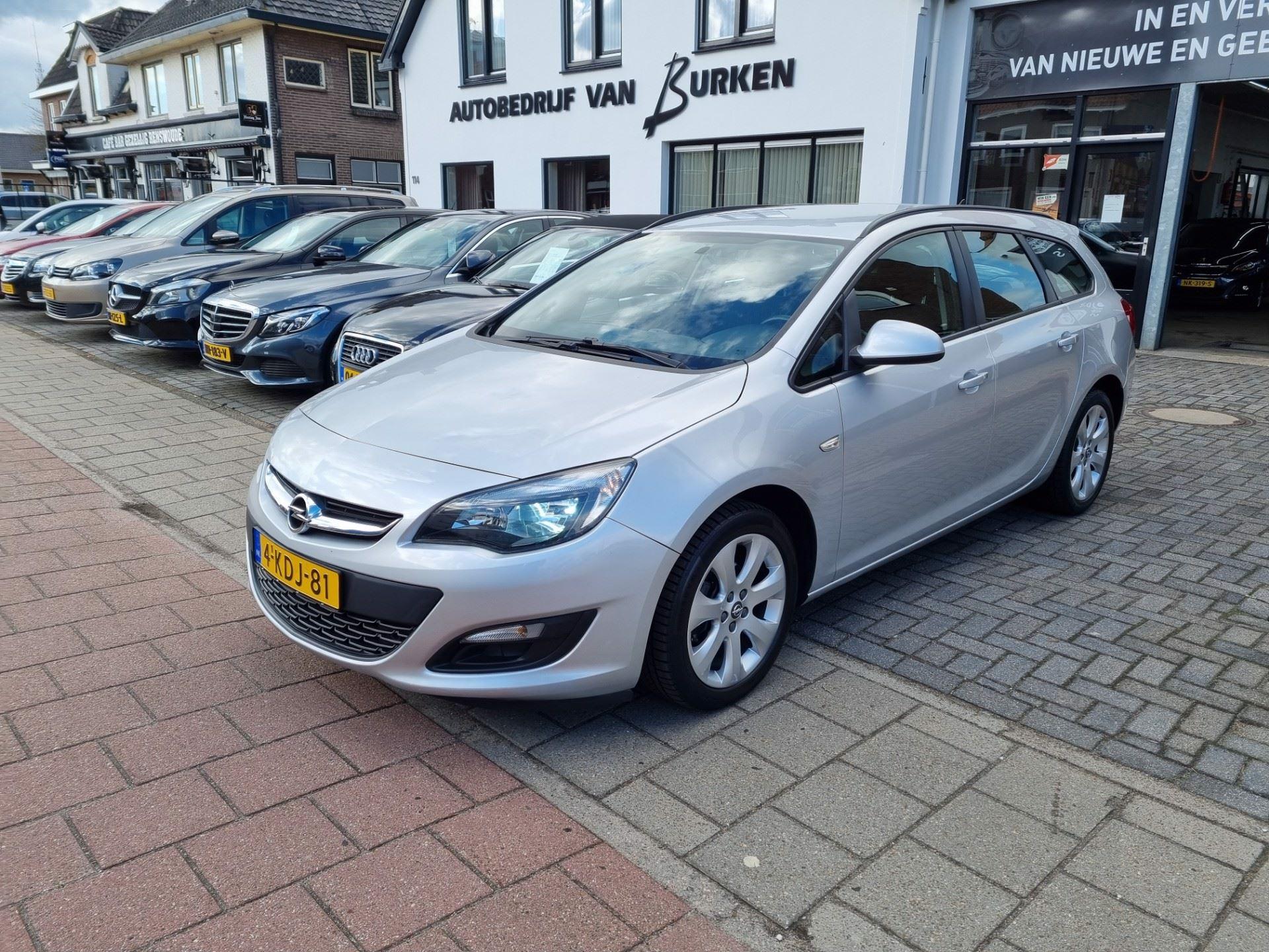 Opel Astra Sports Tourer occasion - Autobedrijf van Burken