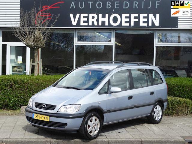 Opel Zafira 1.6-16V Comfort - APK TOT 10/2021 - ELEKTRISCHE RAMEN - ACTIE PRIJS !!