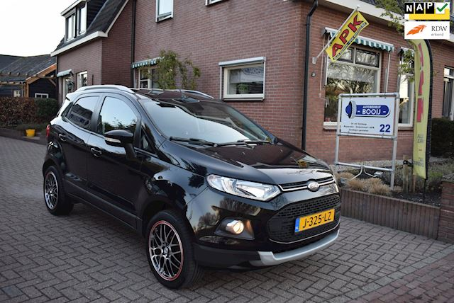 Ford EcoSport 1.0 EcoBoost/AIRCO/NAVI/CRUISE/CAMERA/PDC/LED/NETTE STAAT!
