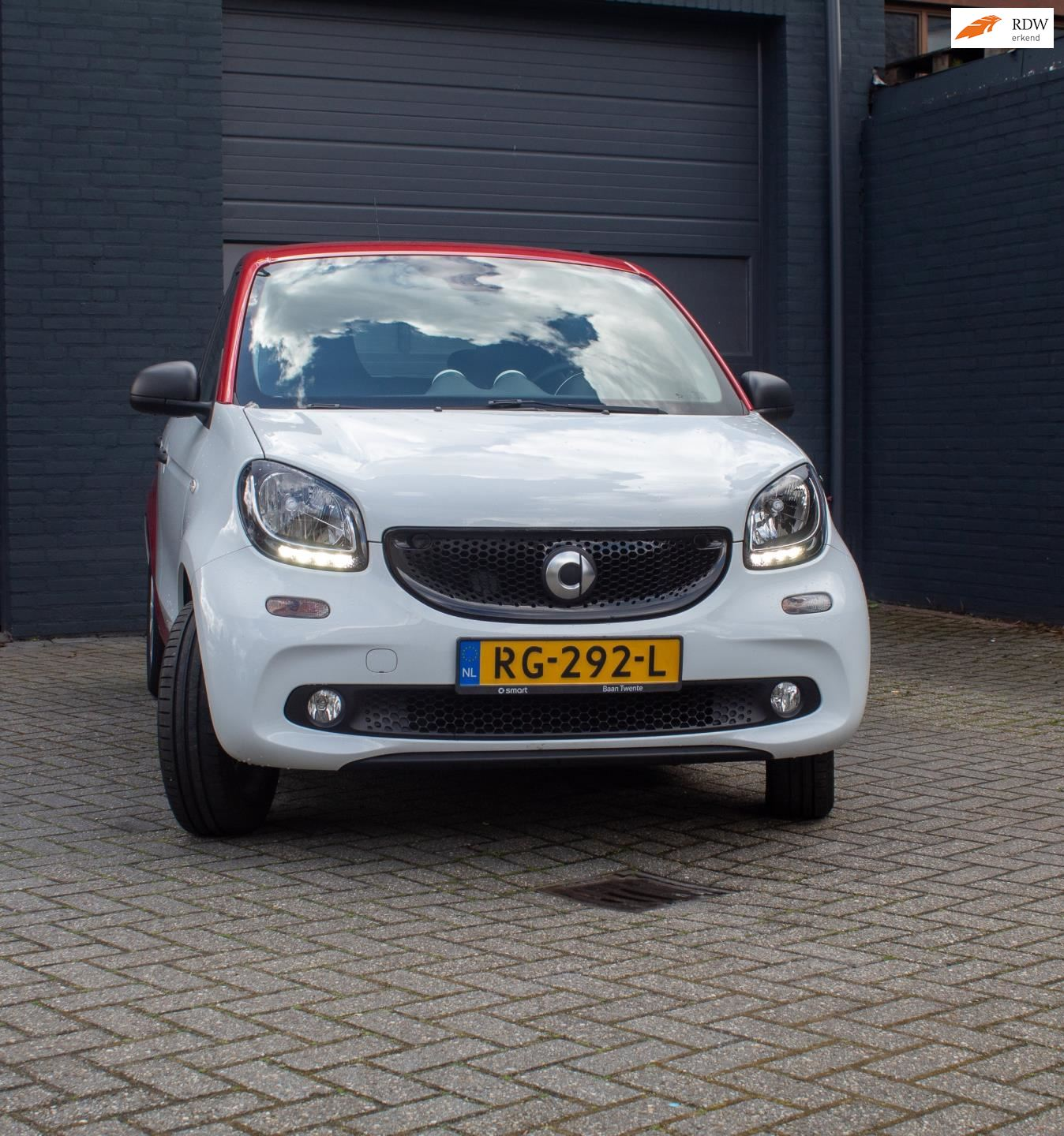 Smart Forfour occasion - MD Cars BV