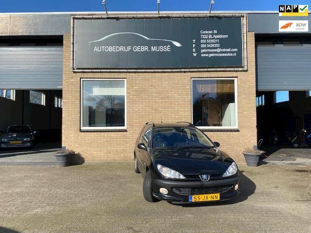 Peugeot 206 SW occasion - Autobedrijf Gebr. Mussé