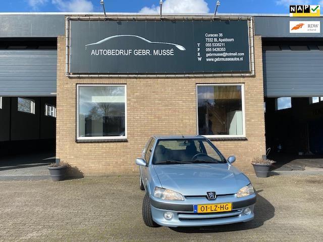 Peugeot 106 occasion - Autobedrijf Gebr. Mussé