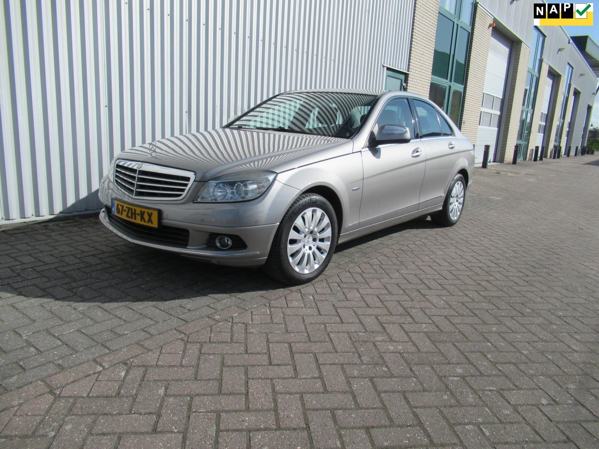 Mercedes-Benz C-klasse occasion - Autobedrijf Maasdijk