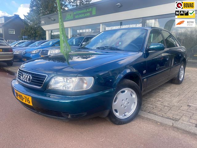 Audi A6 2.6  YOUNGTIMER/UNIEKE LAGE KM