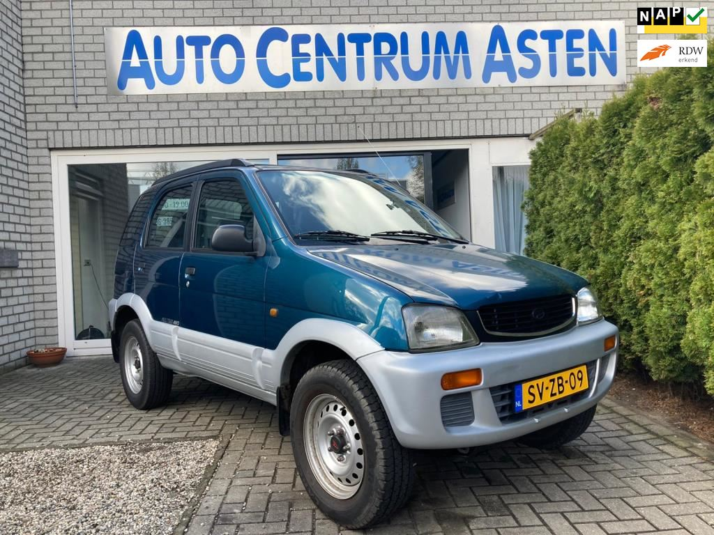 Daihatsu Terios occasion - Auto Centrum Asten